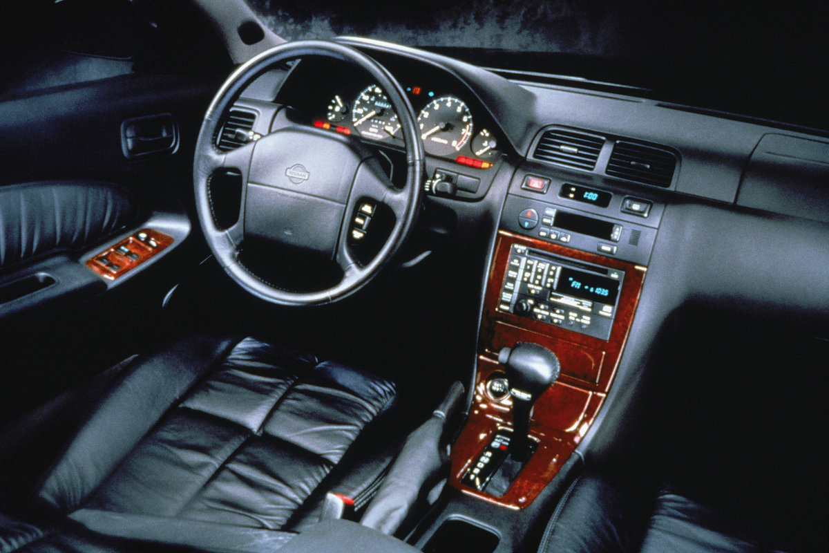 Picture of 1995 Nissan Maxima