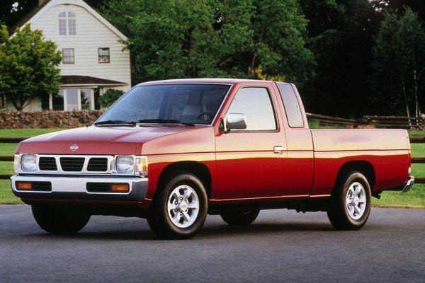 1997 Nissan Truck King Cab