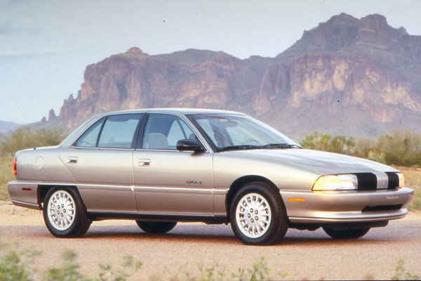 1996 Oldsmobile Achieva SL