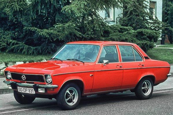 1971 Opel Ascona