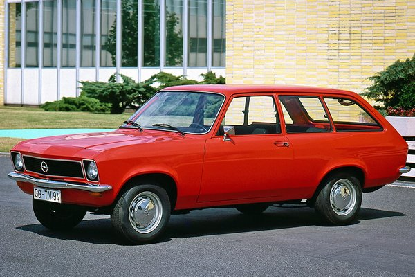 1971 Opel Ascona estate