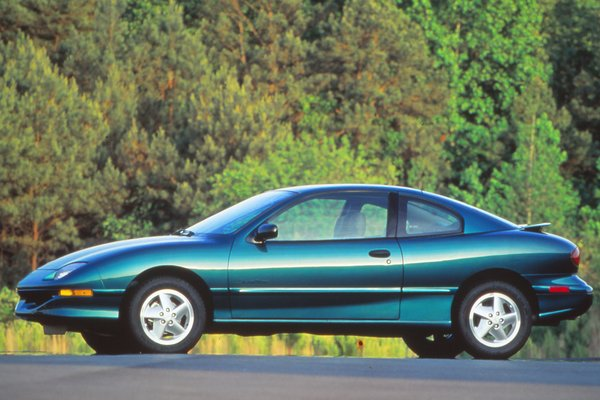 1996 Pontiac Sunfire SE coupe