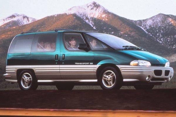 1996 Pontiac Trans Sport