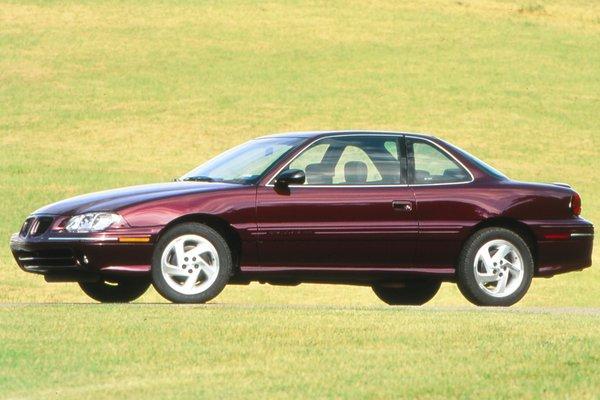 1997 Pontiac Grand Am SE coupe