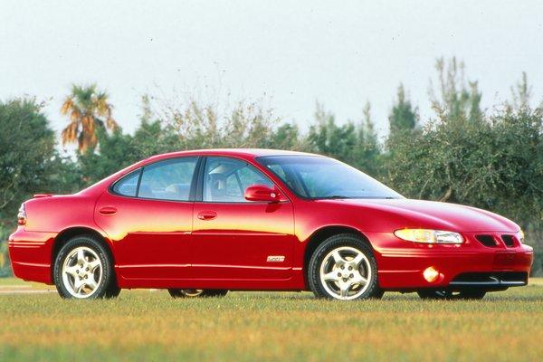 1997 Pontiac Grand Prix GTP sedan