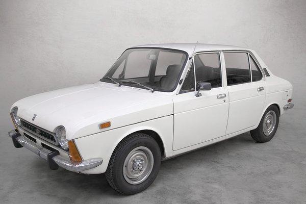 1971 Subaru FF1 4d sedan