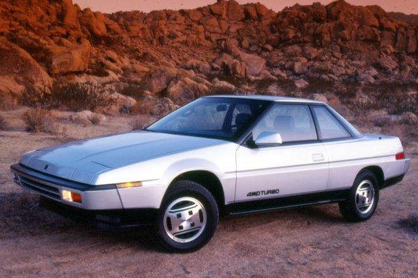 1985 Subaru XT