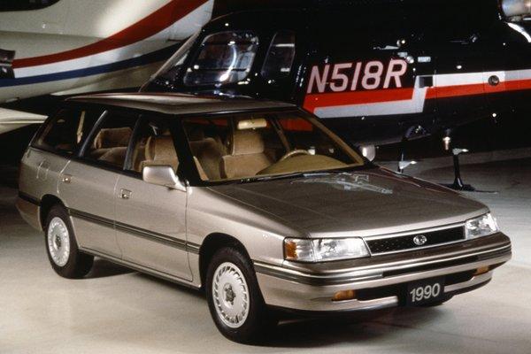 1990 Subaru Legacy wagon