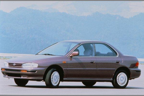 1993 Subaru Impreza sedan