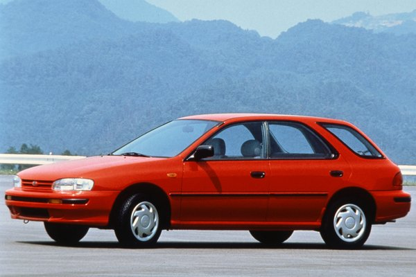 1993 Subaru Impreza wagon