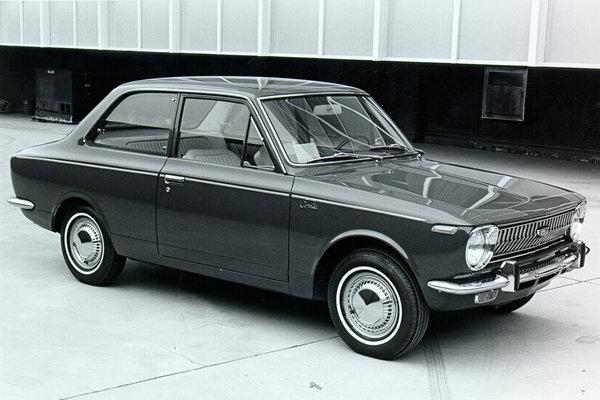1969 Toyota Corolla 2d sedan