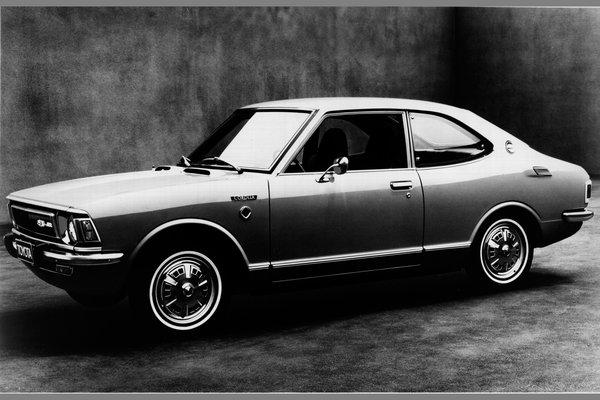 1971 Toyota Corolla 1600 fastback