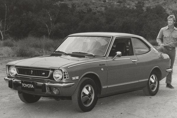 1973 Toyota Corolla fastback