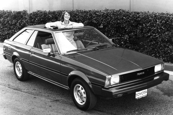 1980 Toyota Corolla liftback SR5
