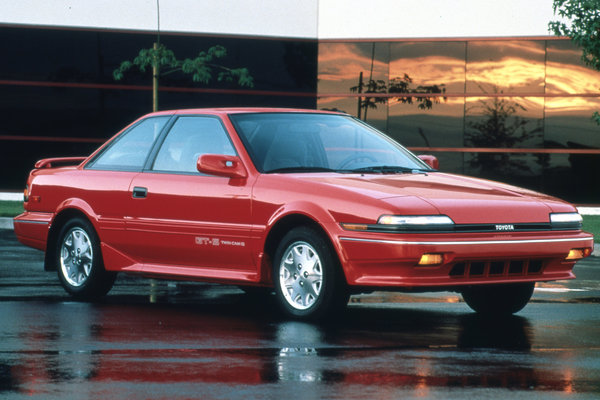 1988 Toyota Corolla GT-S coupe