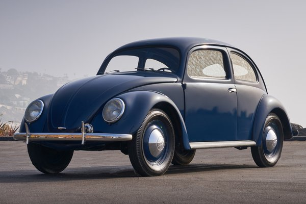 1949 Volkswagen Type 1 (Beetle) sedan