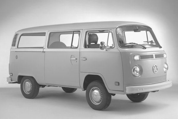 1968 Volkswagen Type 2 (Transporter)