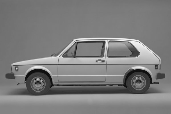 1975 Volkswagen Rabbit 2d