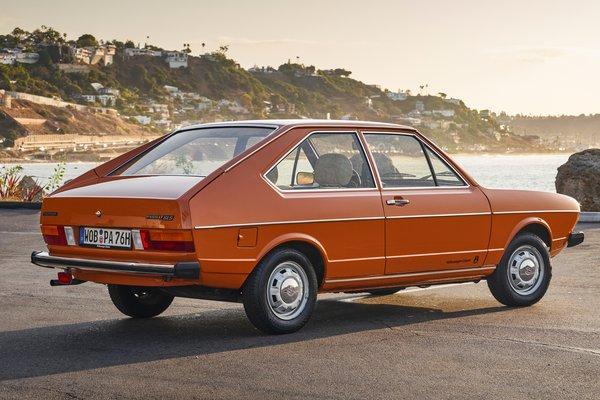 1977 Volkswagen Dasher 2d HB