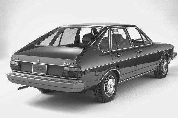 1978 Volkswagen Dasher 4d