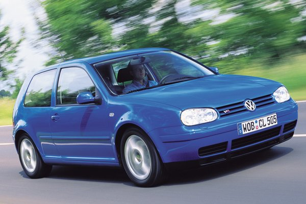1999 Volkswagen Golf 2d