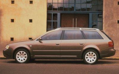 2000 Audi A6 Avant