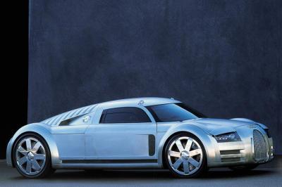 Audi Audostadt Concept Project Rosemeyer