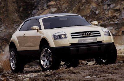 2000 Audi Project Steppenwolf concept