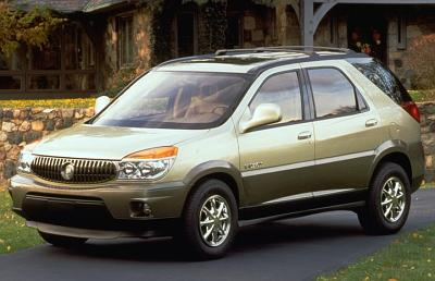 Buick Rendezvous Concept