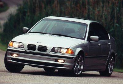 2000 BMW 328i sedan