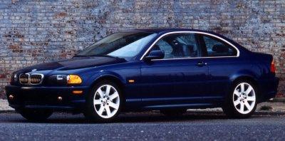2000 BMW 323Ci coupe