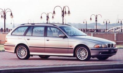 2000 BMW 540i sport wagon