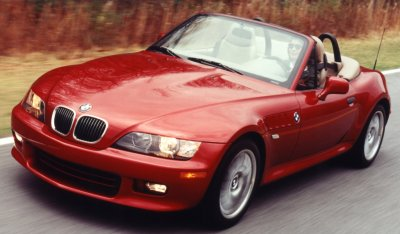 2000 BMW Z3 roadster 2.8