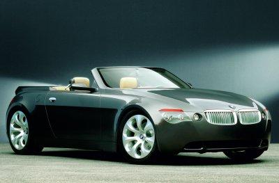 2000 BMW Z9 Cabriolet concept