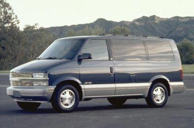2000 Chevrolet Astro LS