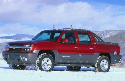 Chevrolet Avalanche Show Truck