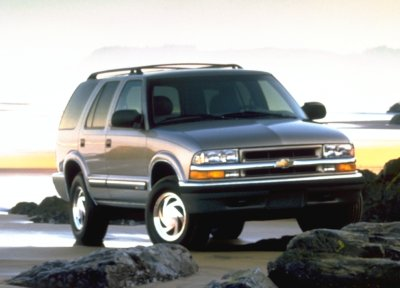 2000 Chevrolet 4-door Blazer LT