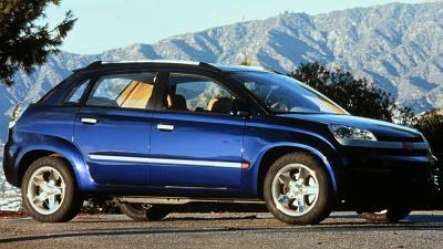 Chevrolet Traverse Concept