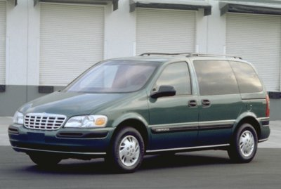 2000 Chevrolet Venture LS Regular