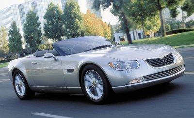 Chrysler 300 Hemi C Convertilbe Concept