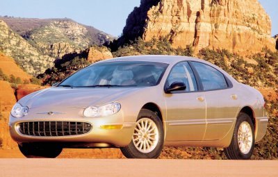 2000 Chrysler Concorde Lxi