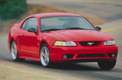 2000 Ford SVT Cobra Hardtop