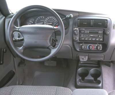 Nice 2000 Ford Ranger Interior Images