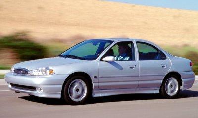 2000 Ford SVT Contour