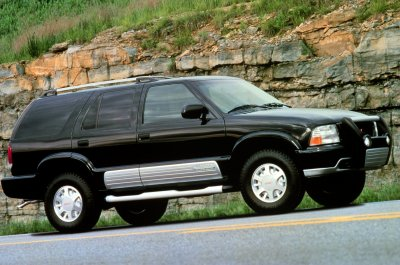 2000 GMC Jimmy Diamond Edition
