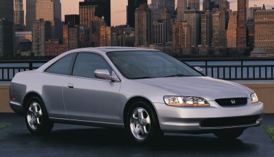 2000 Honda Accord EX Coupe V-6