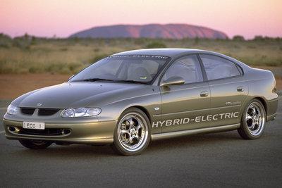 2000 Holden ECOmmodore