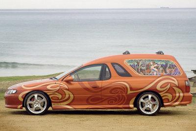 2000 Holden Sandman