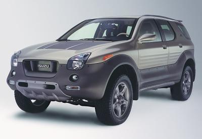 Isuzu VX04 Concept