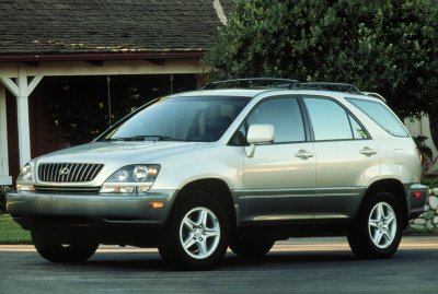 2000 Lexus RX300